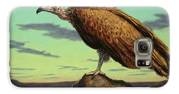 Buzzard Rock Galaxy S6 Case by James W Johnson