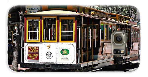 Cable Car - San Francisco Galaxy S6 Case