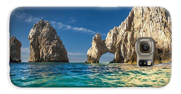 Cabo San Lucas Galaxy S6 Case by Sebastian Musial