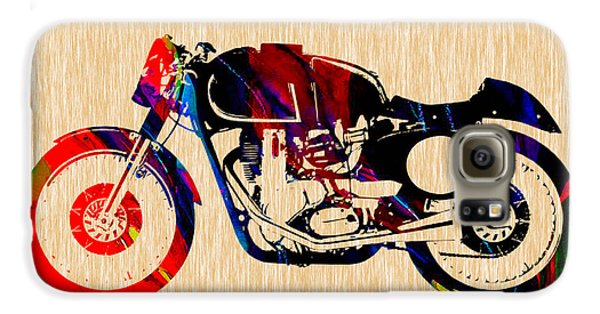 Cafe Racer Galaxy S6 Case by Marvin Blaine