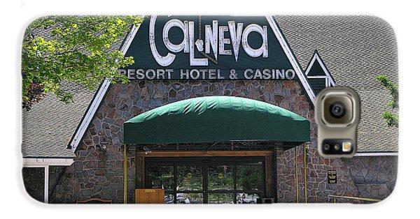 Cal Neva - Lake Tahoe Galaxy S6 Case