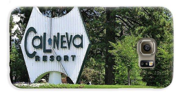 Cal Neva Resort - Lake Tahoe Galaxy S6 Case