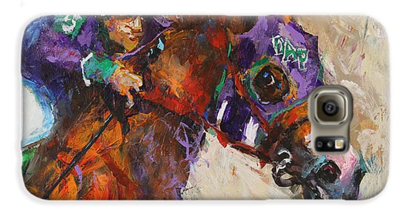 Horse Galaxy S6 Case - California Chrome by Ron and Metro