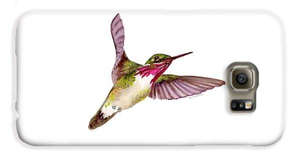 Calliope Hummingbird Galaxy S6 Case