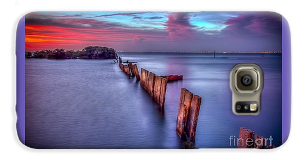 Mangrove Galaxy S6 Case - Calm Before The Storm by Marvin Spates