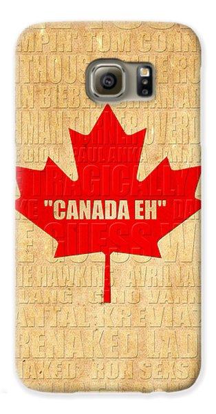 Canada Music 1 Galaxy S6 Case