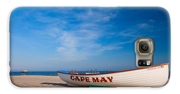 Cape May Galaxy S6 Case