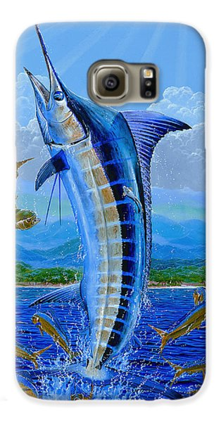 Caribbean Blue Off0041 Galaxy S6 Case