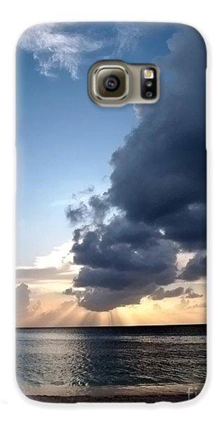 Caribbean Sunset Galaxy S6 Case