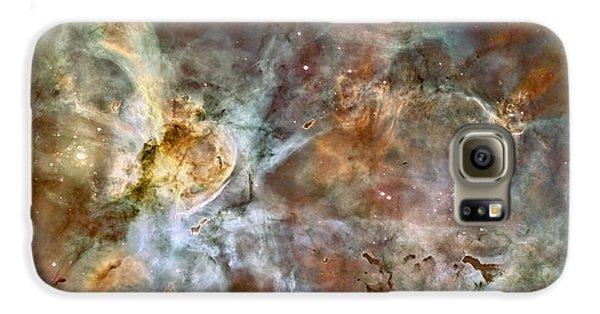 Carinae Nebula Galaxy S6 Case by Sebastian Musial