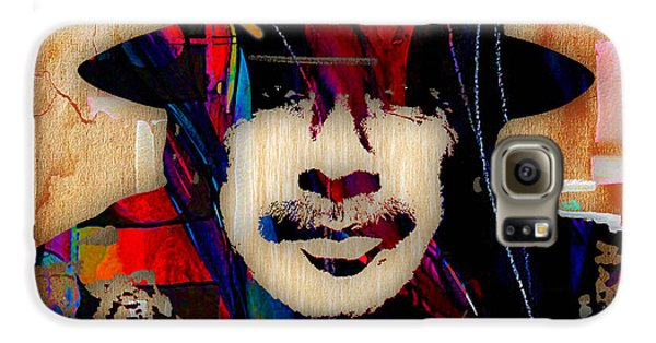 Carolos Santana Collection Galaxy S6 Case by Marvin Blaine