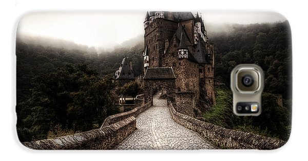 Castle In The Mist Galaxy S6 Case