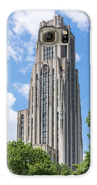 Cathedral Of Learning - Pittsburgh Pa Galaxy S6 Case