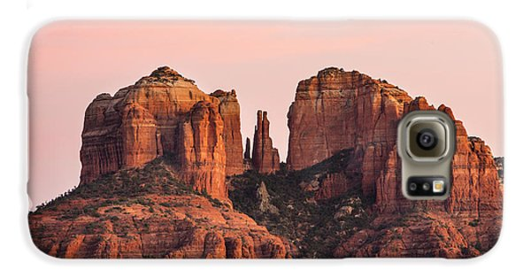 Cathedral Rock Sunset Galaxy S6 Case