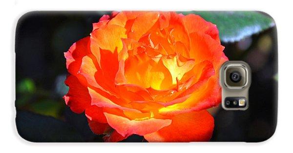 Charisma Rose Horizontal Galaxy S6 Case