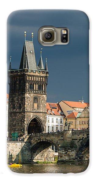 Charles Bridge Prague Galaxy S6 Case