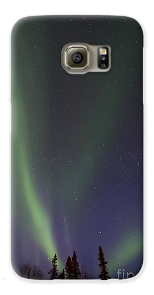 Chasing Lights Galaxy S6 Case