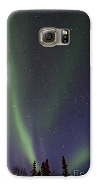 Chasing Lights Galaxy S6 Case by Priska Wettstein