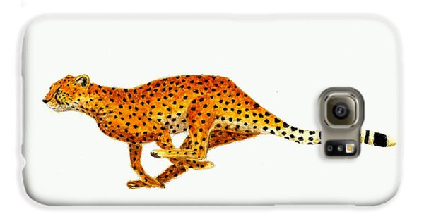 Cheetah Galaxy S6 Case