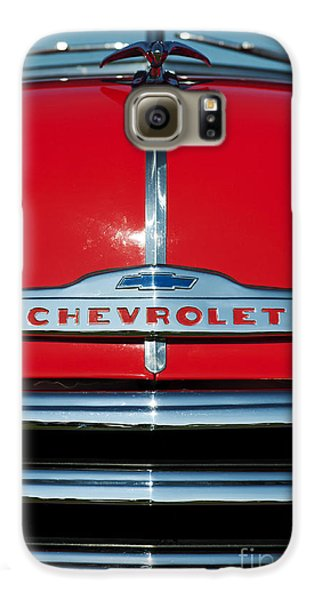Chevrolet 3100 1953 Pickup Galaxy S6 Case by Tim Gainey