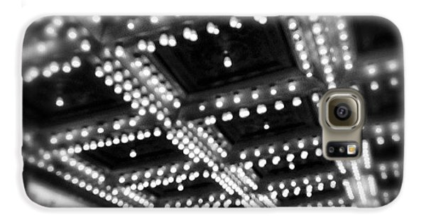 Chicago Oriental Theatre Lights Galaxy S6 Case