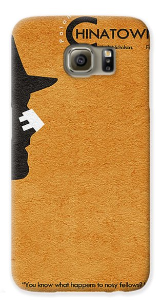 Chinatown Galaxy S6 Case by Ayse Deniz
