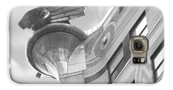Chrysler Building 4 Galaxy S6 Case
