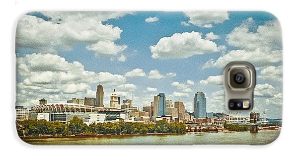 Cincinnati 4 Galaxy S6 Case