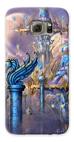 City Of Swords Galaxy S6 Case by Ciro Marchetti