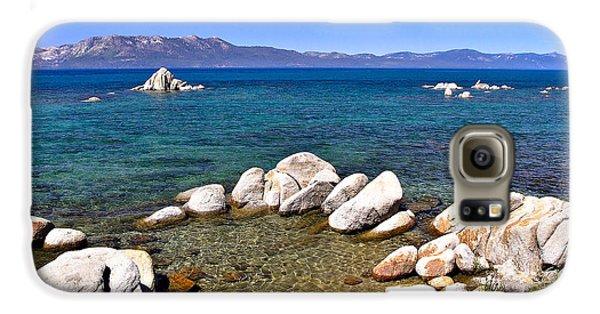 Clarity - Lake Tahoe Galaxy S6 Case