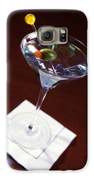 Classic Martini Galaxy S6 Case by Jon Neidert