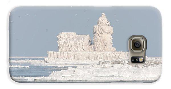Cleveland Harbor West Pierhead Light II Galaxy S6 Case