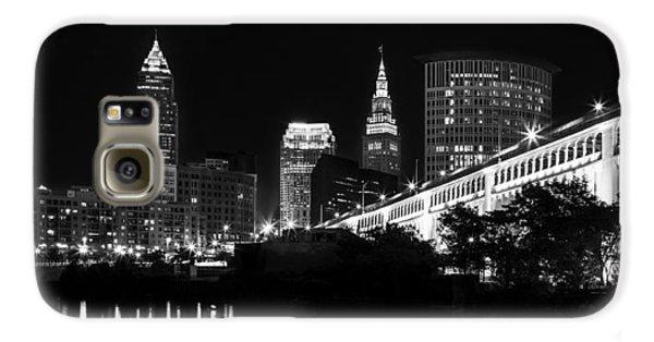 Cleveland Skyline Galaxy S6 Case