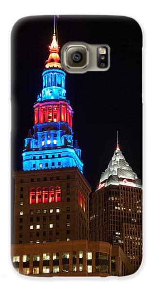 Cleveland Towers Galaxy S6 Case