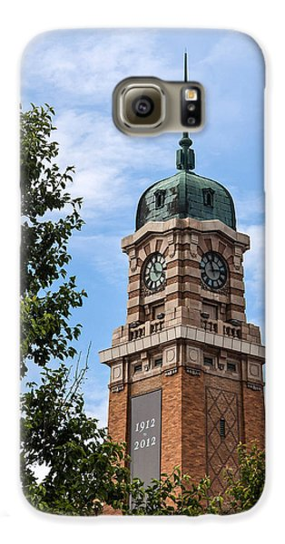 Cleveland West Side Market Tower Galaxy S6 Case