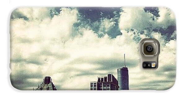 Clouds Galaxy S6 Case by Jill Tuinier