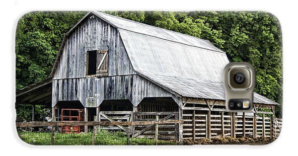 Clubhouse Road Barn Galaxy S6 Case