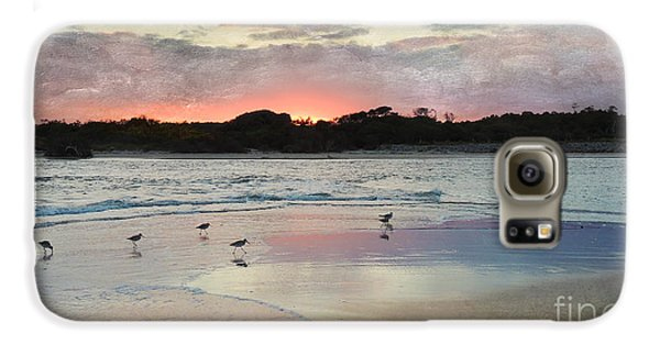 Coastal Beauty Galaxy S6 Case by Betty LaRue