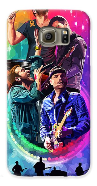 Coldplay Mylo Xyloto Galaxy S6 Case