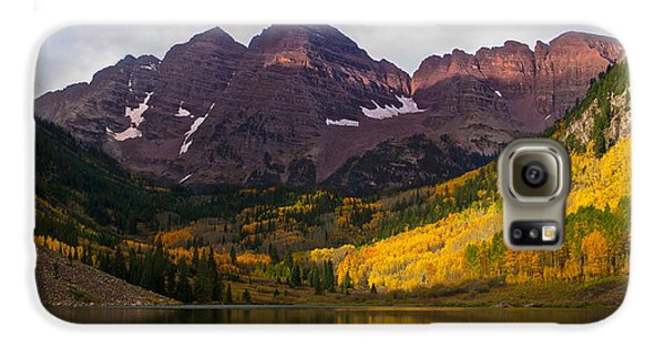 Colorado 14ers The Maroon Bells Galaxy S6 Case