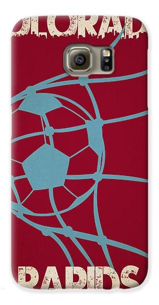 Colorado Rapids Goal Galaxy S6 Case by Joe Hamilton