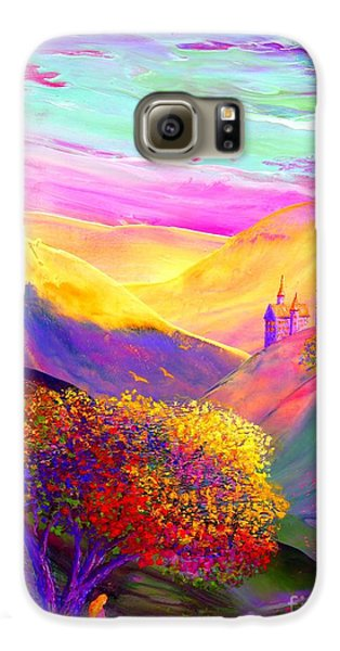 Colorful Enchantment Galaxy S6 Case