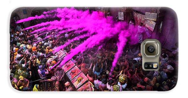 Colours Galaxy S6 Case - Colour Blast by Avishek Das