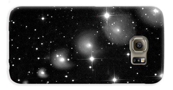 Comet 29p Schwassmann-wachmann Galaxy S6 Case by Damian Peach