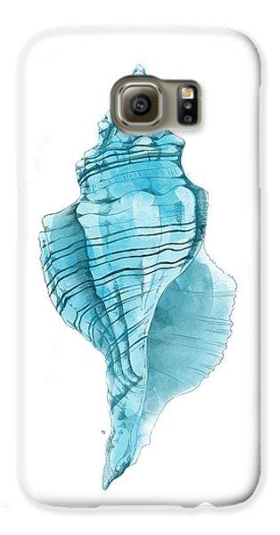 Beach Galaxy S6 Case - Conch by Randoms Print