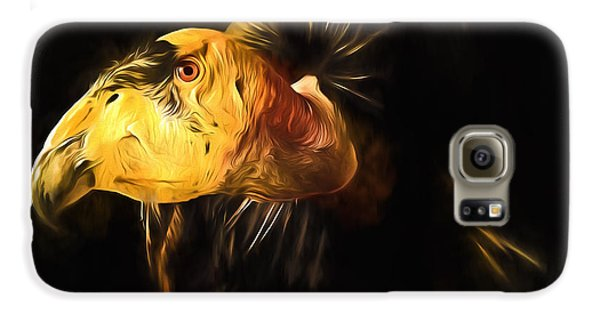 Condor Americana - Don't Mess Around With Me Galaxy S6 Case