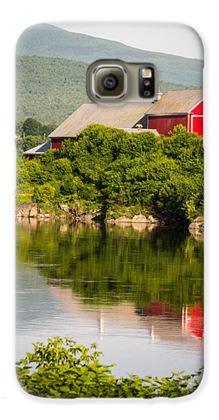 Connecticut River Farm Galaxy S6 Case