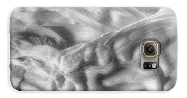 Visual Galaxy S6 Case - Corn Husk - A Beautiful Chaos by Tom Mc Nemar