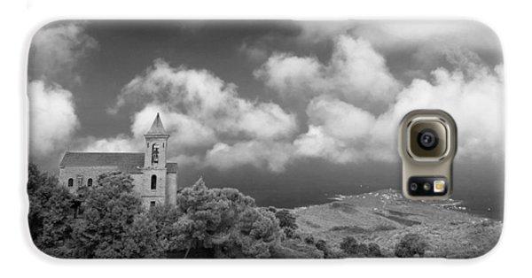 Corsican Church Galaxy S6 Case