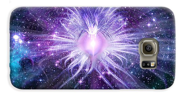 Cosmic Heart Of The Universe Galaxy S6 Case